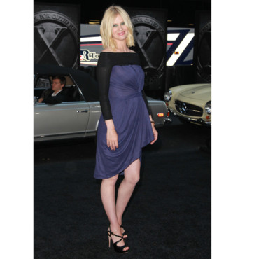 January Jones en Preen
