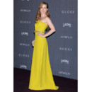 Amy Adams en Gucci au gala LACMA Art+Film 2012