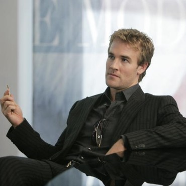 people : James Van Der Beek