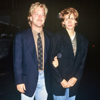 Photo : Julia Roberts au bras de Kiefer Sutherland