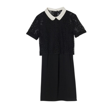 Robe dentelle The Kooples 180e