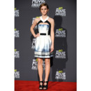 Emma Watson lors des MTV Movie Awards à Las Angeles le 15 avril 2013