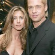 Jennifer Aniston et Brad Pitt