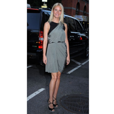 Gwyneth Paltrow en Alexander Wang
