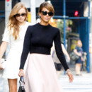 Jessica Alba à New York le 12 septembre 2013