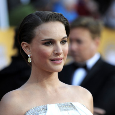 Natalie Portman au Screen Actors Guild