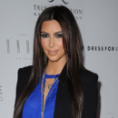 Kim Kardashian présente sa nouvelle fragrance True Reflection mars 2012