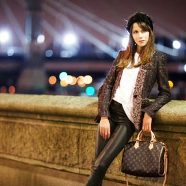 Sac Speedy Louis Vuitton Caroline Sieber