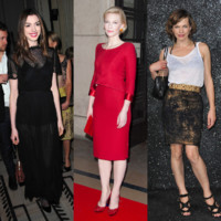 Fashion Week : le défilé de stars