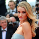 Rosie Huntington Whiteley à Cannes le 21 mai 2014.