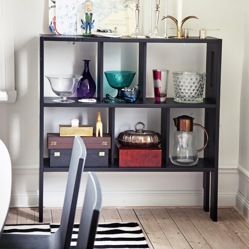 etagere ikea noire interesting tagre noire ikea with. Black Bedroom Furniture Sets. Home Design Ideas