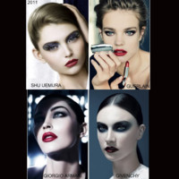Looks make up hiver 2012