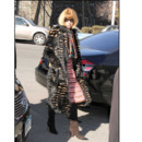 Anna Wintour pendant la Fashion Week de NY
