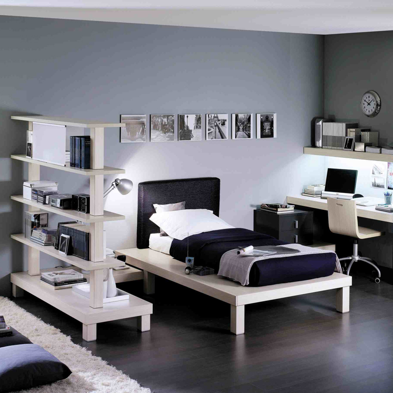 deco chambre ado garcon meilleures images d 39 inspiration. Black Bedroom Furniture Sets. Home Design Ideas