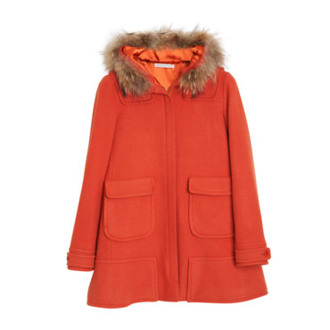 Manteau orange Paul & Joe Sister 475e
