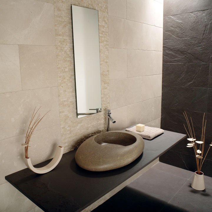 Vasque noken porcelanosa for Porcelanosa salle de bain