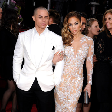 Jennifer Lopez couple