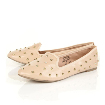 Slippers Topshop nudes 28 euros