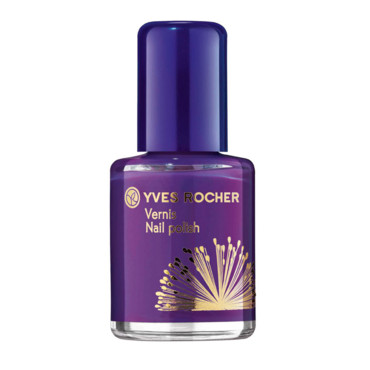 Vernis à ongles Yves Rocher violet