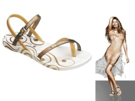 Tongs Ipanema par Gisele Bundchen