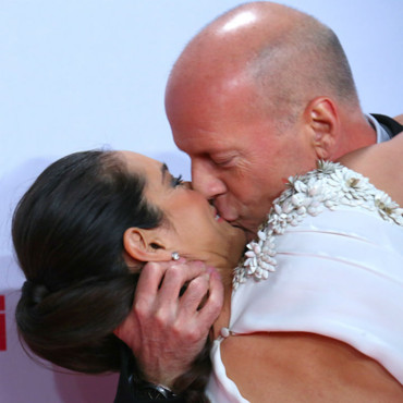 Bruce Willis et sa femme Emma Heming-Willis