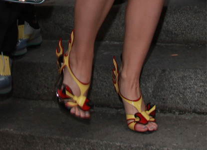 Chaussures Katy Perry Prada