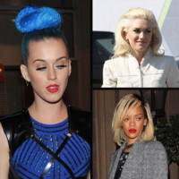Katy Perry, Rihanna : le btisier beaut de la semaine !