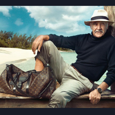Sean-Connery-égérie-Louis-Vuitton