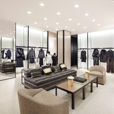 Boutique Chanel de Milan