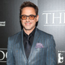 Robert Downey Jr à Chicago le 5 octobre 2014 pour la première de The Judge