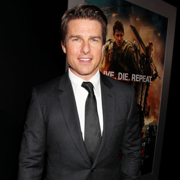 Tom Cruise à l'avant-première de The Edge of Tomorrow à New York le 28 mai 2014