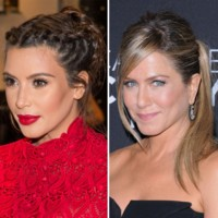 Jennifer Aniston, Kim Kardashian... le best of beauté de la semaine