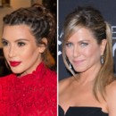 Jennifer Aniston, Kim Kardashian... le best of beaut de la semaine