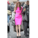 Debra Messing en Michael Kors