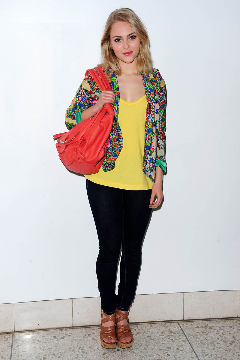 AnnaSophia Robb à Los Angeles en avril 2013