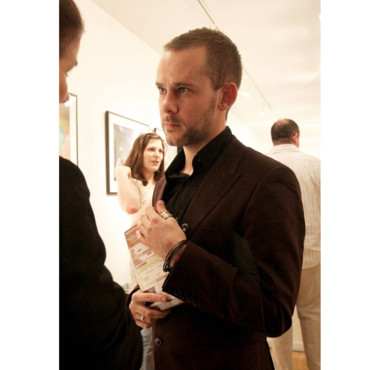 Dominic Monaghan fan d'art moderne ?