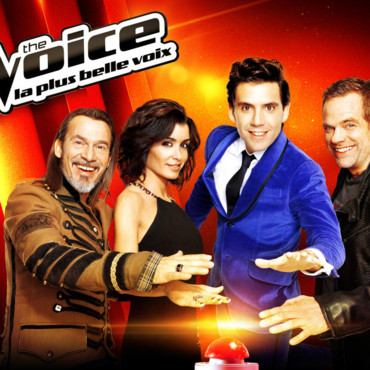 Mika, Florent Pagny, Jenifer et Garou, coachs de The Voice 3
