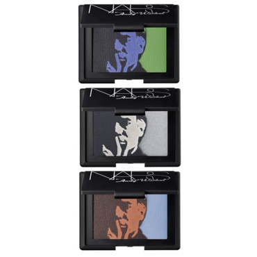 Palettes Self Portrait Andy Warhol Nars
