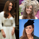 Kate Middleton princesse Duchesse de Cambridge rétro 1 an de mariage