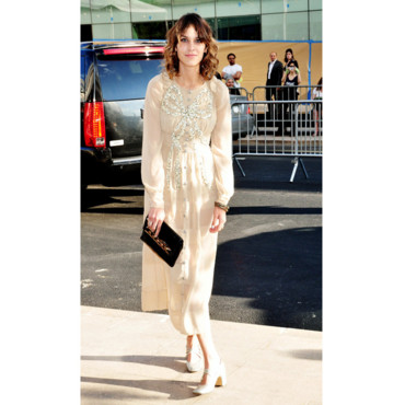 CFDA Fashion Awards Alexa Chung