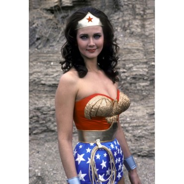 people : Lynda Carter en Wonder Woman