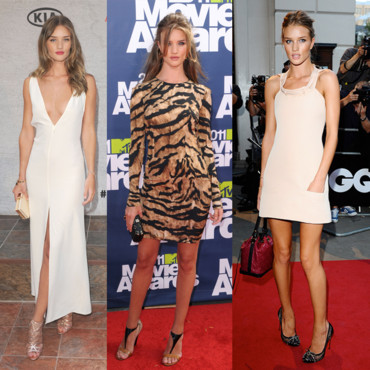 Rosie Huntington-Whiteley le best of mode