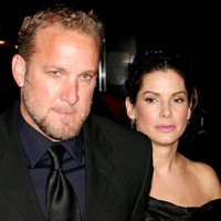 Photo : Sandra Bullock, Jesse James
