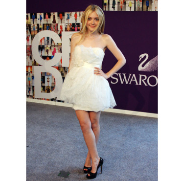 CFDA Fashion Awards Dakota Fanning