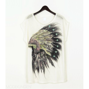 Tshirt Feather 37,97e sur Modekungen