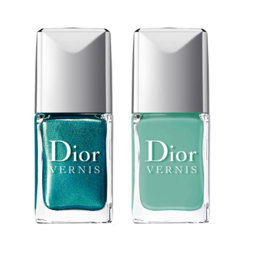 Duo de vernis Dior Bird of Paradise Samba