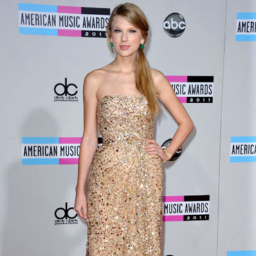 Taylor Swift aux American Music Awards 2011