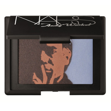 Palette Self Portrait 3 Andy Warhol Nars