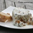 Terrine de fromage aux fruits secs