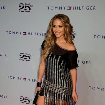 Fashion Week à NY - Jennifer Lopez en Pucci